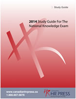 Study Guide for the National Knowledge Exam